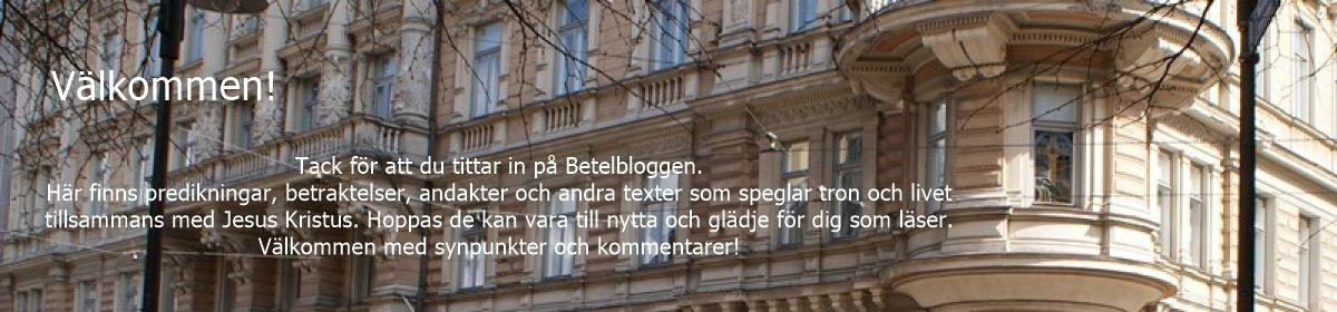 Betelblogg